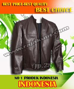 gambar jaket kulit