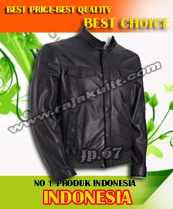 jaket kulit pria trendi dan gaul