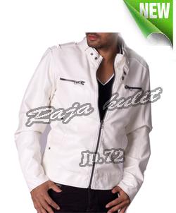 jaket kulit macho