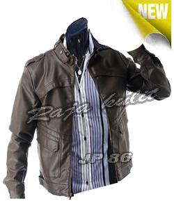 jaket kulit pria murah