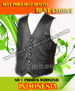 download model jaket kulit