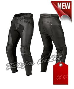 celana kulit model terbaru murah