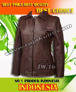 desain jaket kulit motor untuk pria dan wanita