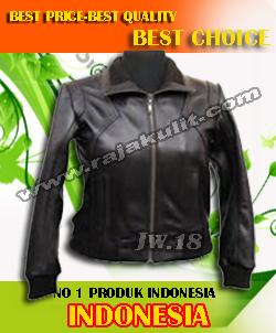 jaket kulit dan perlengkapan kulit
