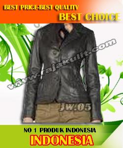 jaket kulit terbaru