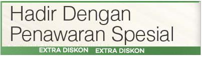 penawaran special extra discount jaket kulit