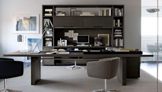 desain kursi karyawan kantor