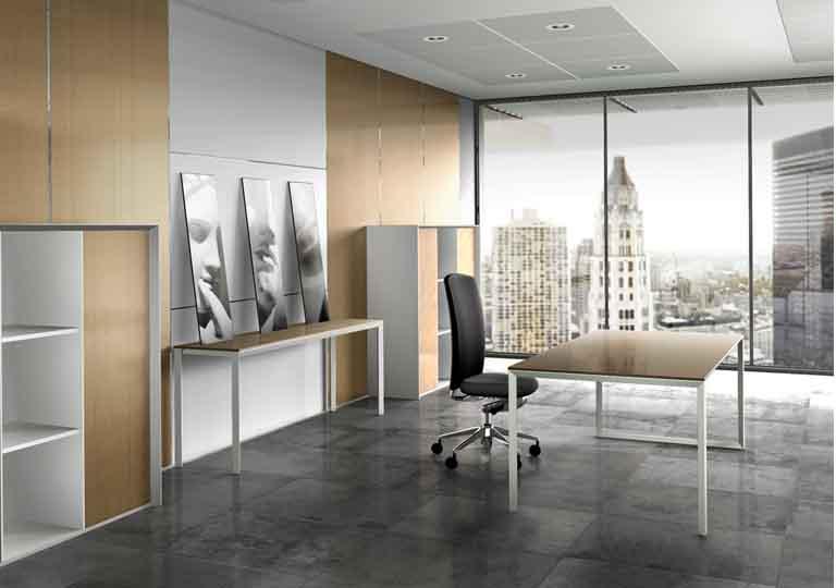 desian kursi kulit kantor dan karyawan