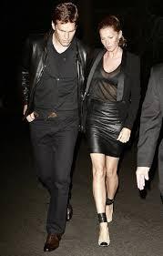 jaket kulit couple wanita