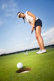 pusat pelatihan golf