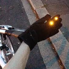sarung tangan sepeda trendy dari bahan kulit