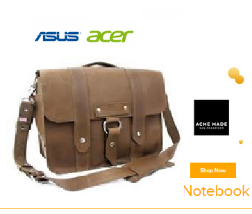 tas laptop bahan kulit murah terbaru