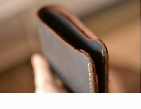 Dompet kulit pendek kekinian terbaru