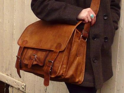 Jual tas selempang kulit asli pria wanita garut murah 9f3a54fe97