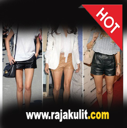 model hot pants terbaru