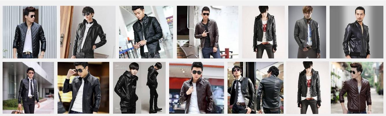 model dan harga jaket kulit