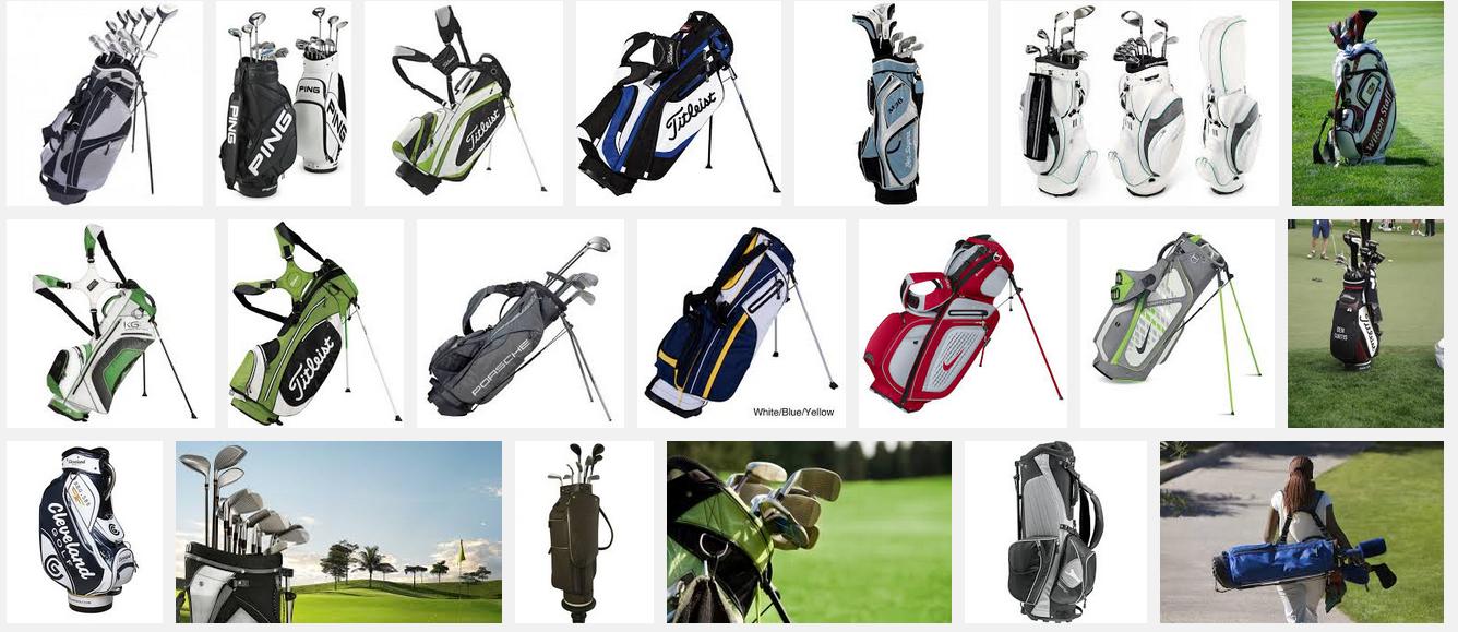 model dan harga tas golf murah
