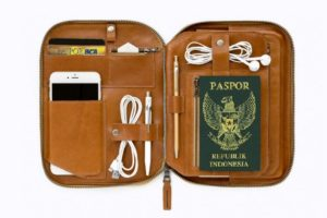 leather iPad and tablet case