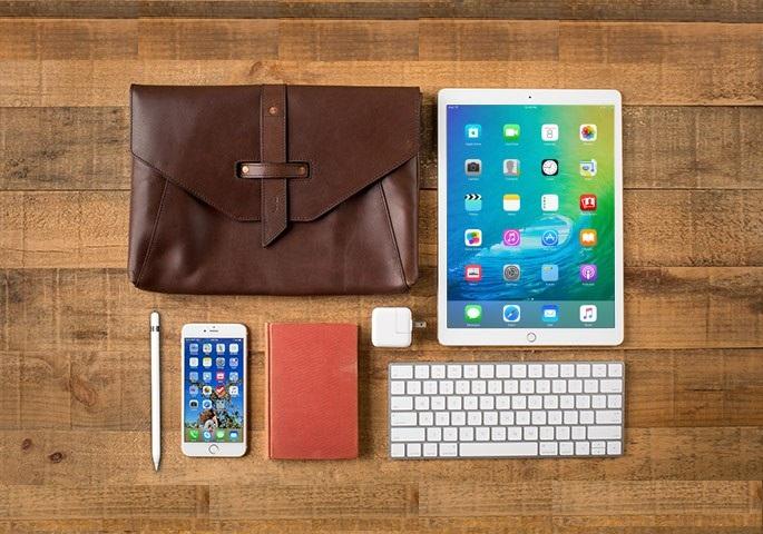 Tas Kulit iPad Pro 9,7 inc 4