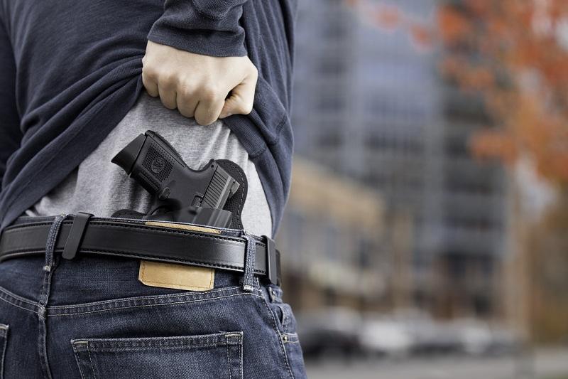Grosir Ikat pinggang pistol