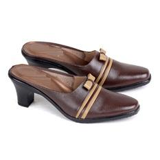 Sandal kulit wanita skw 477