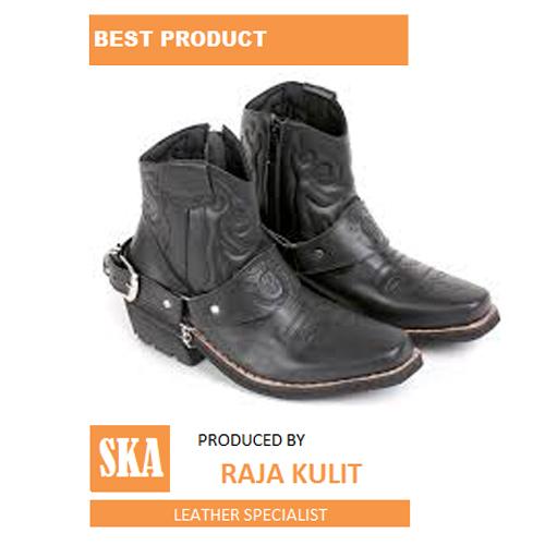 sepatu kulit adventure SKA 163