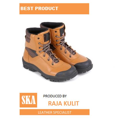 sepatu kulit adventure SKA 165
