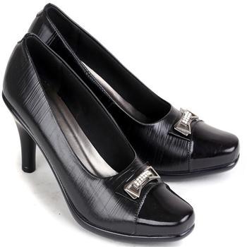 sepatu kulit premium wanita 572