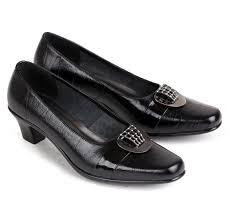 sepatu kulit premium wanita 574