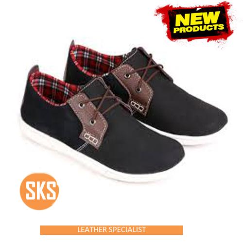 sepatu kulit santai SKS 072
