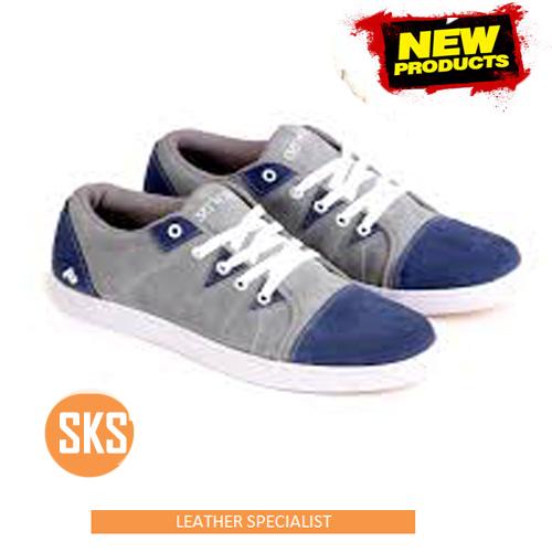 sepatu kulit santai SKS 091