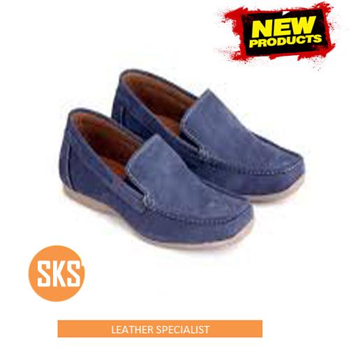sepatu kulit santai SKS 105