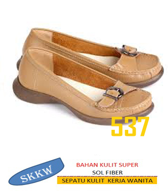 sepatu kulit wanita skkw 537