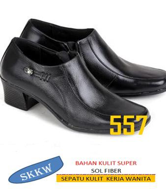 sepatu kulit wanita skkw 557