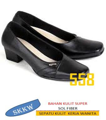sepatu kulit wanita skkw 558