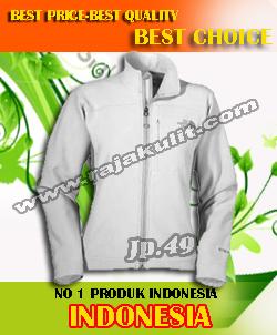 contoh model jaket kulit