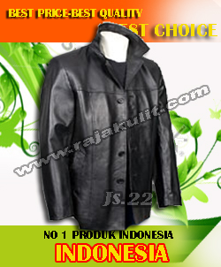 dijual jaket kulit