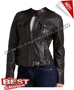 jaket kulit pria asli