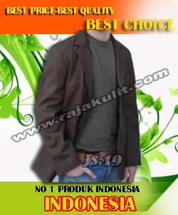 model jaket kulit 2019
