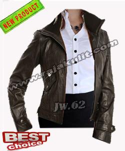 model jaket kulit asli