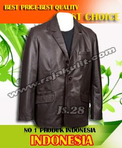 motif jaket kulit