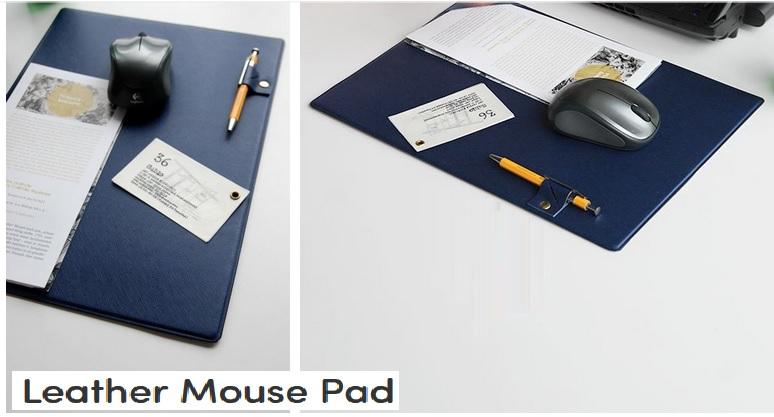 mouse pad kulit murah