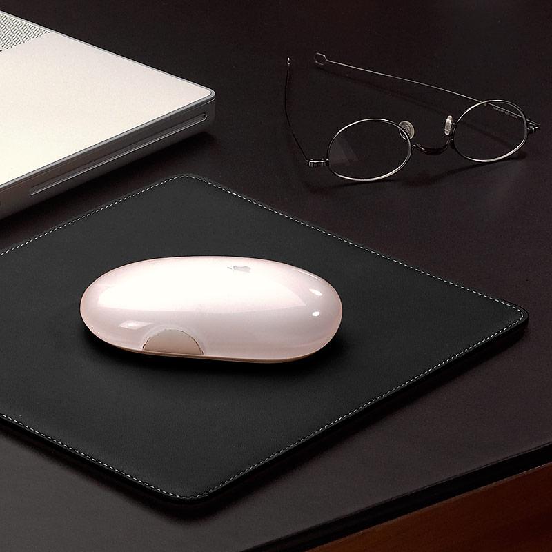mouse pad kulit