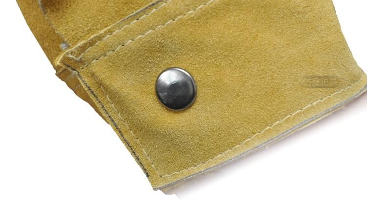 contoh split leather untuk las