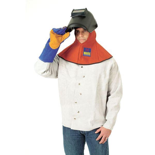 Welding safety head