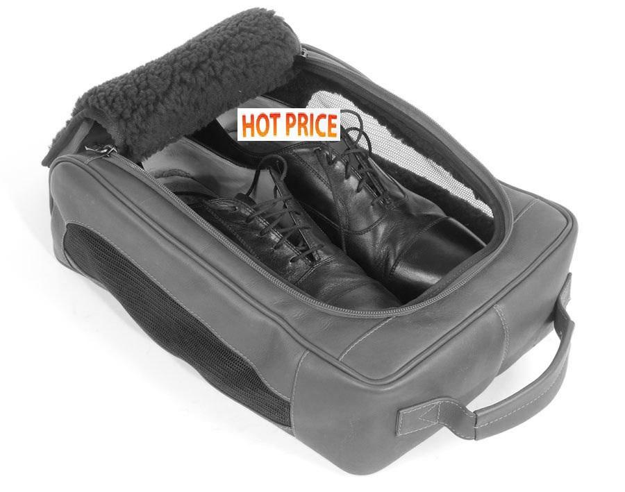Harga tas sepatu golf kulit hand bag