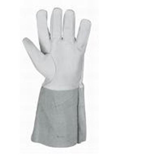 sarung tangan las panjang