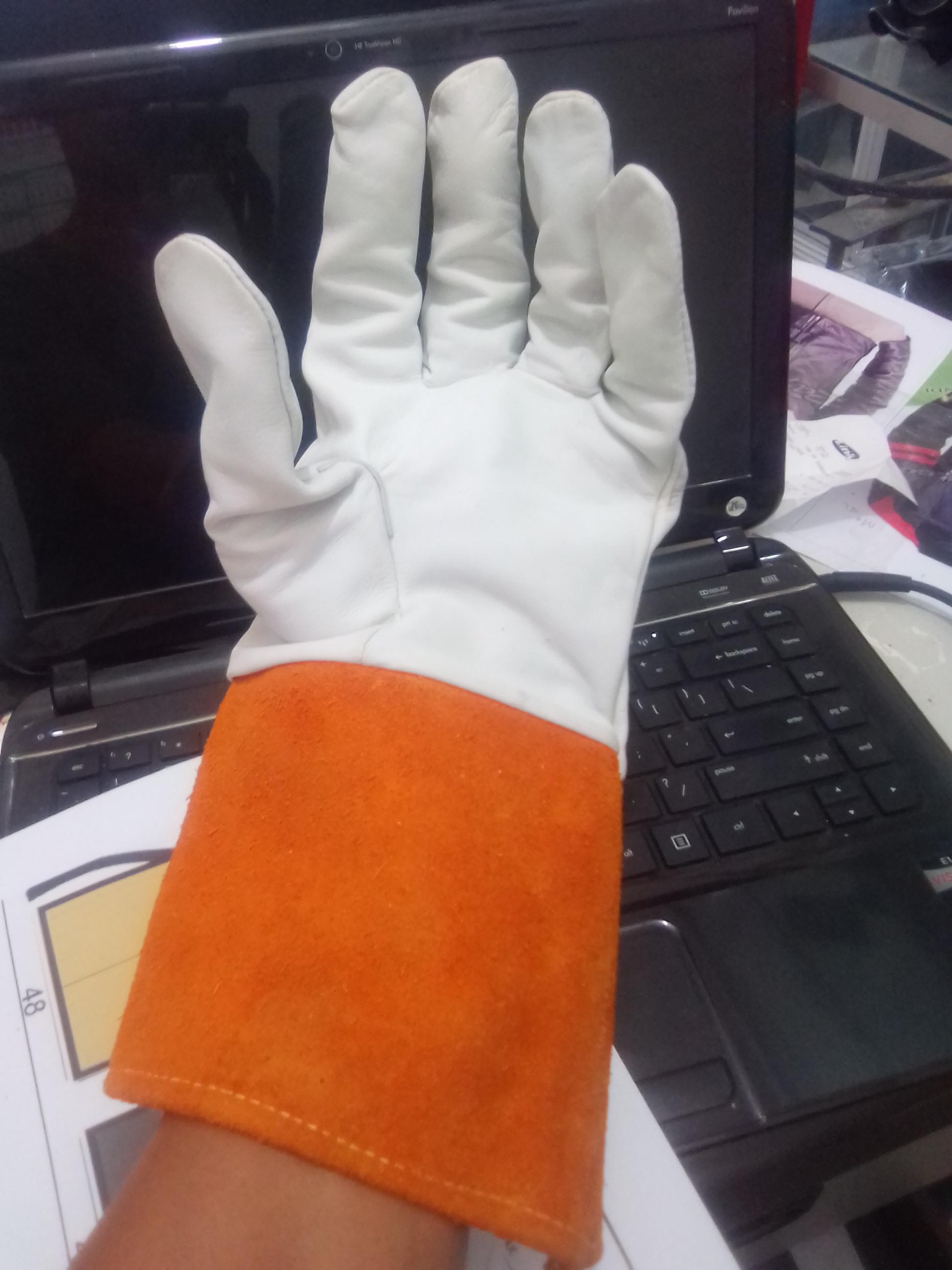 sarung tangan listrik